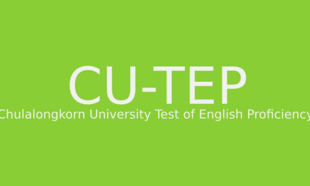 CU-TEP (Chulalongkorn University Test of English Proficiency)