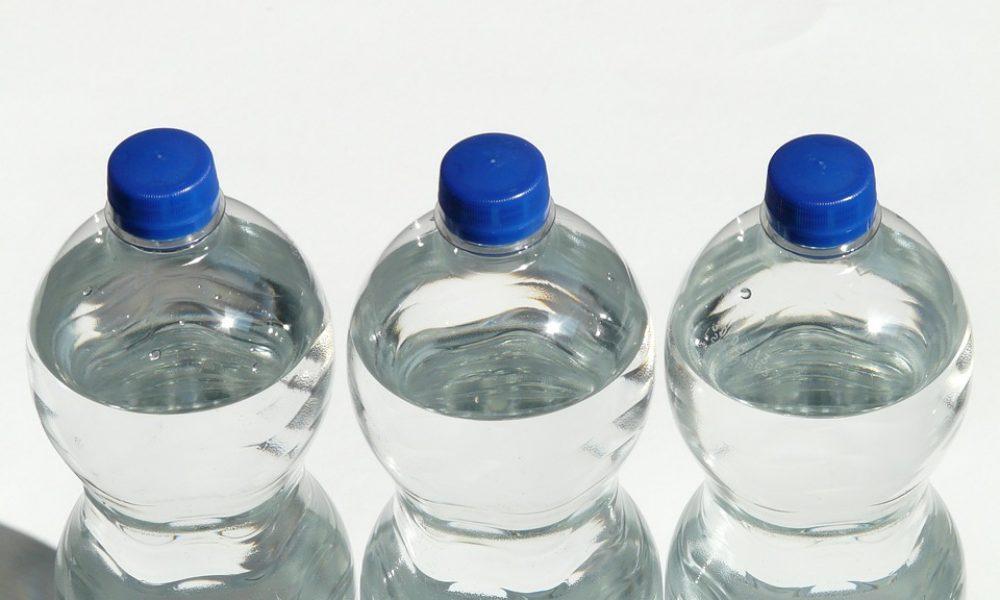 ขวดพลาสติกชนิดขวด PET
