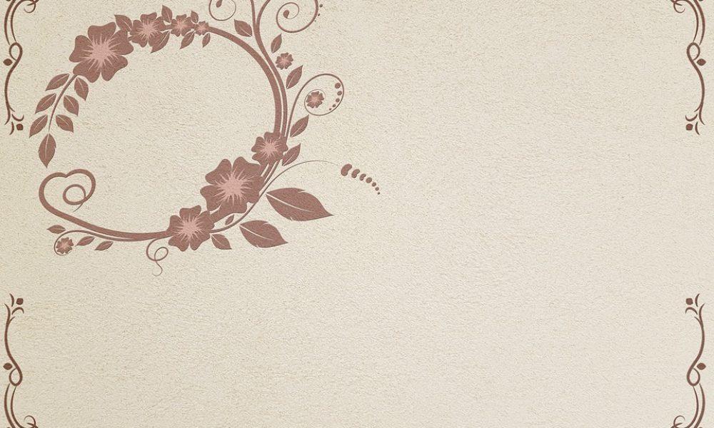 การออกแบบการ์ดแต่งงาน