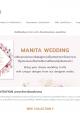 ร้านการ์ดแต่งงาน ของชำร่วย มานิตาเวดดิ้ง